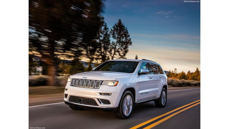 Jeep Grand Cherokee first look review