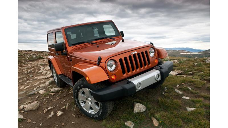 Jeep to launch Wrangler and Grand Cherokee in India on September 1