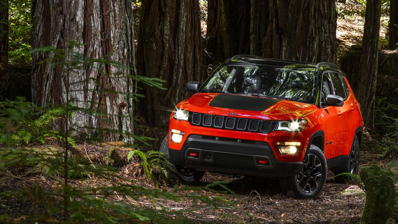 Jeep Compass unveiled; India production to start in 2017