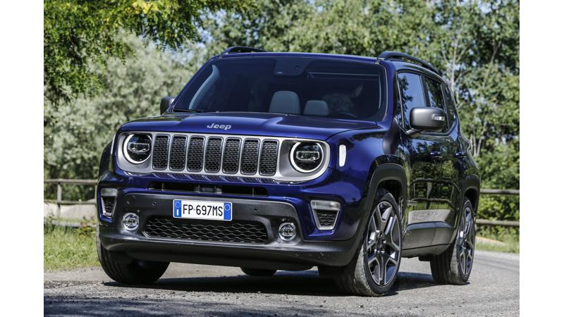 Jeep unveils India bound 2019 Renegade