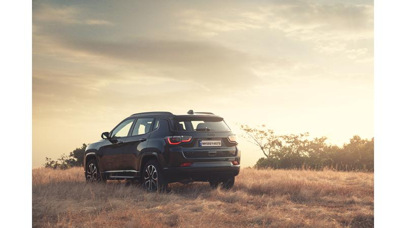 2021 Jeep Compass unveiled; official bookings commence