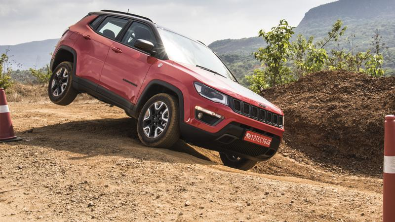 Jeep Compass Trailhawk launched in India at Rs 26.8 lakhs