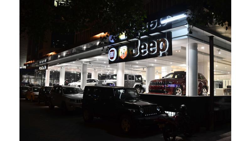 Destination stores inaugurated in Mumbai, Delhi and Chennai by FCA