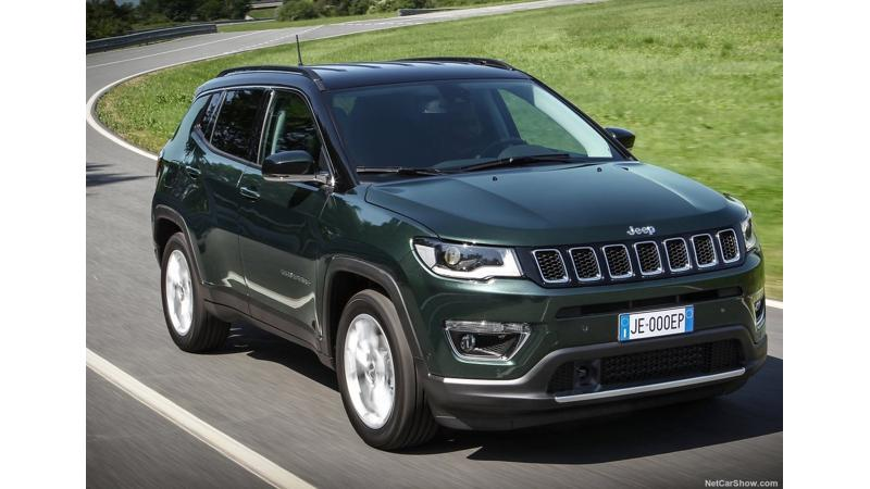 2020 Jeep Compass revealed