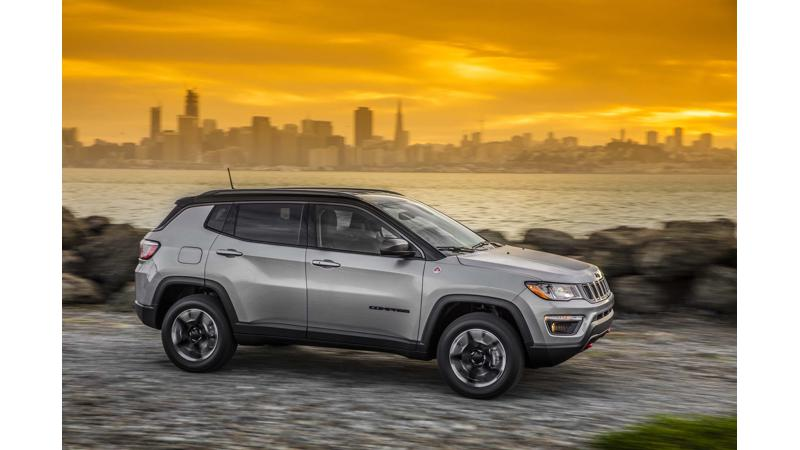 Jeep commences Compass Trailhawk production in India