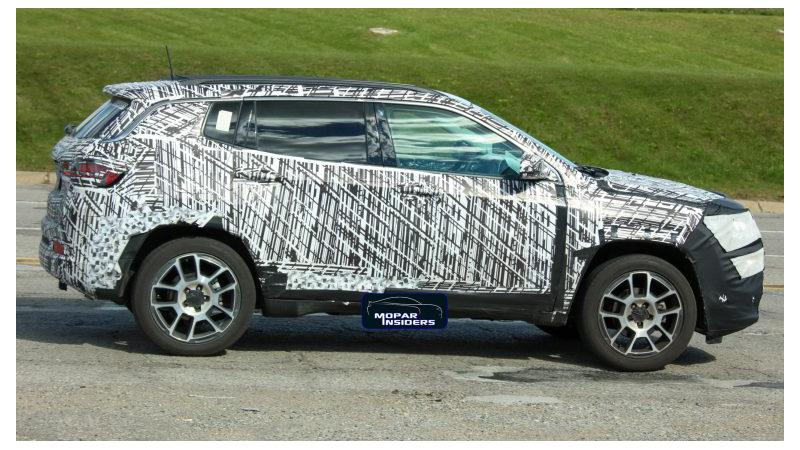 2021 Jeep Compass facelift to unveil globally next month