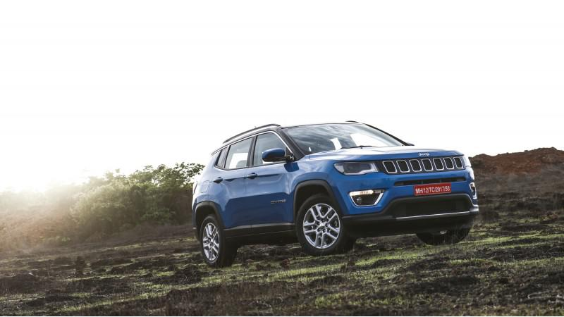 Jeep India sells over 10,000 units of Compass