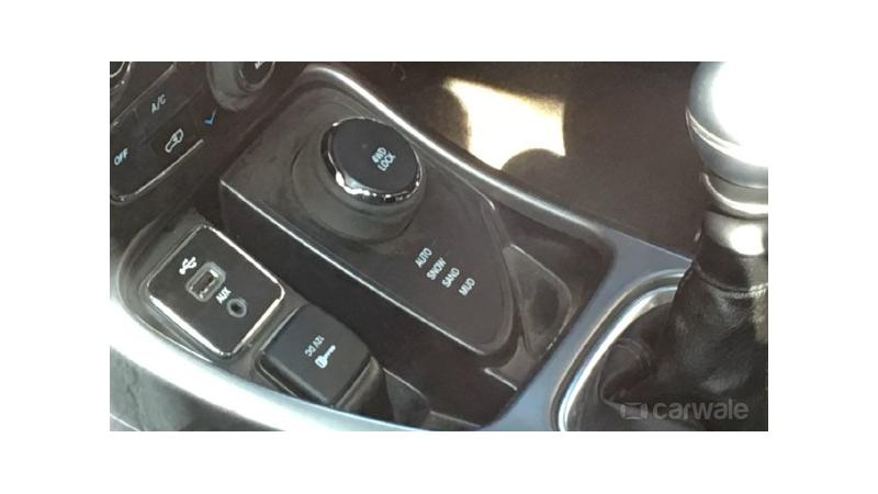 Jeep Compass to get manual gearbox