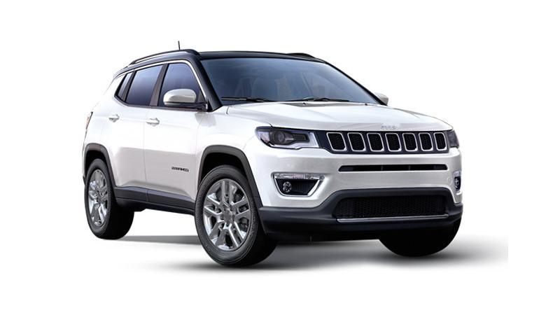 Jeep announces special offer on Compass 4x4 this month
