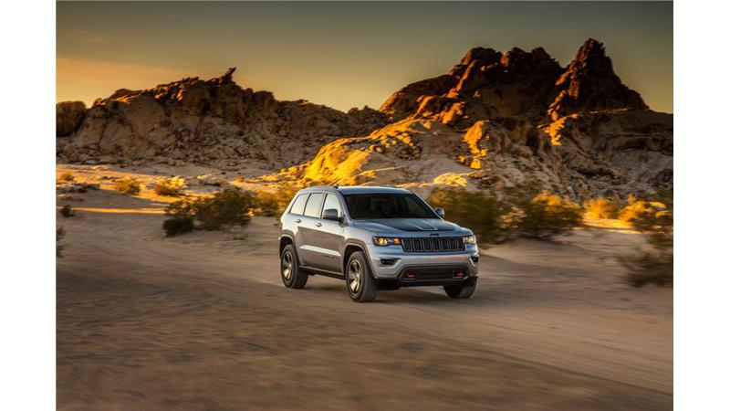 Jeep Grand Cherokee Trailhawk India-launch next month