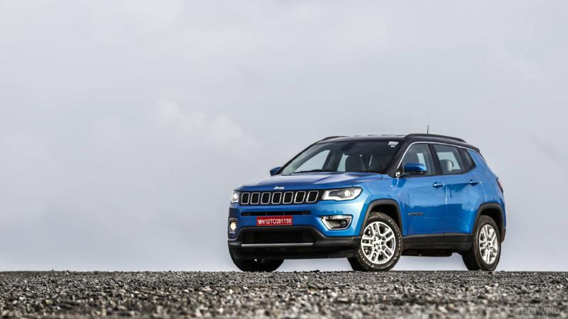Jeep Compass to be launched on 31 July 2017