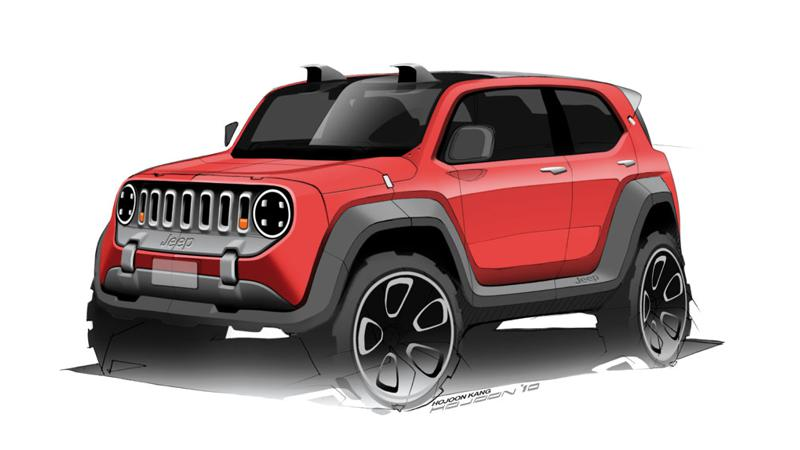 Jeep announces sub 4 metre SUV for India