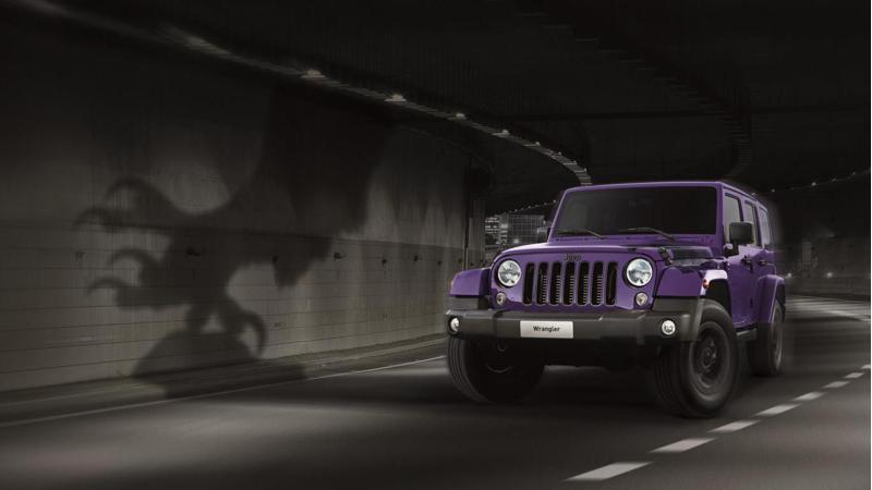 Jeep Wrangler Night Edition launched in UK
