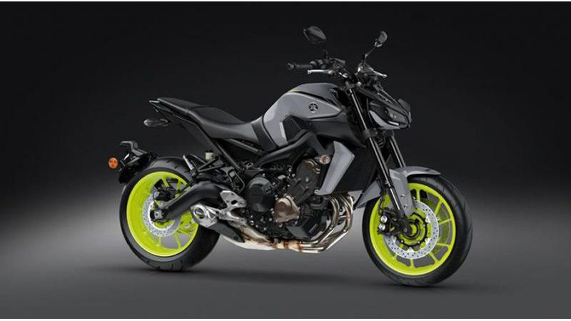 Yamaha launches MT-09 at Rs 10.88 lakh