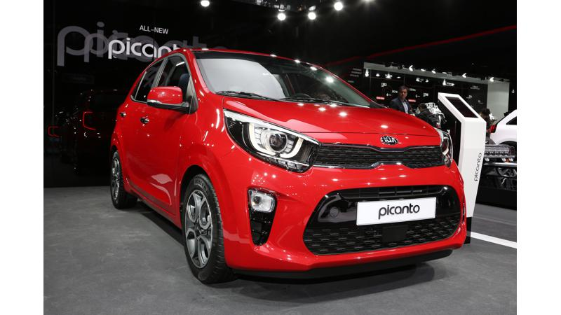 Geneva 2017: Third generation Kia Picanto revealed
