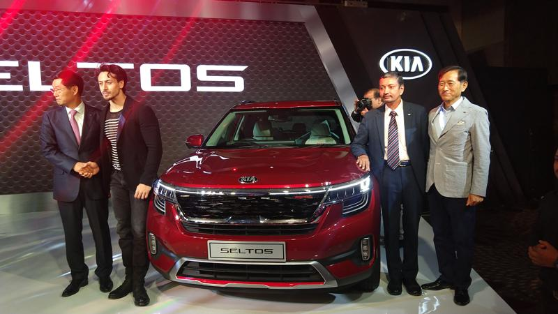 Kia Seltos launched in India at Rs 9.69 lakhs