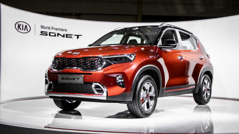 Kia Sonet compact SUV specs leaked ahead of official launch