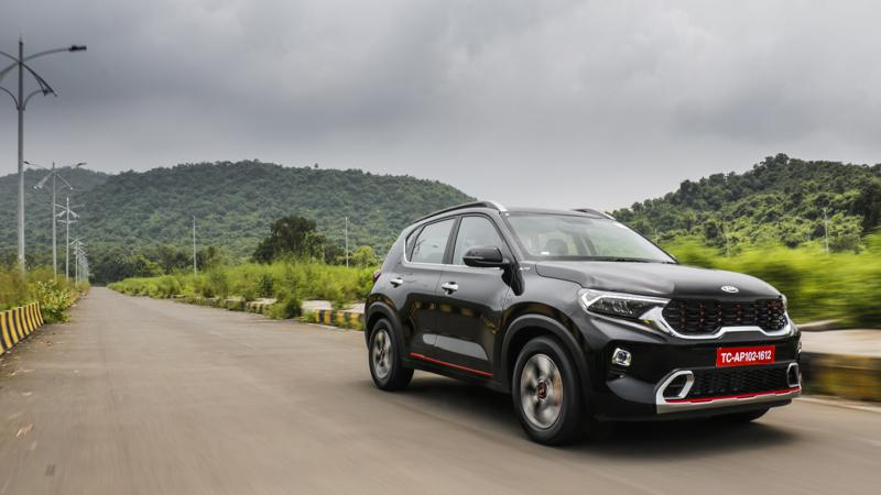 Kia launches Sonet sub-four metre SUV in India at Rs 6.71 lakh