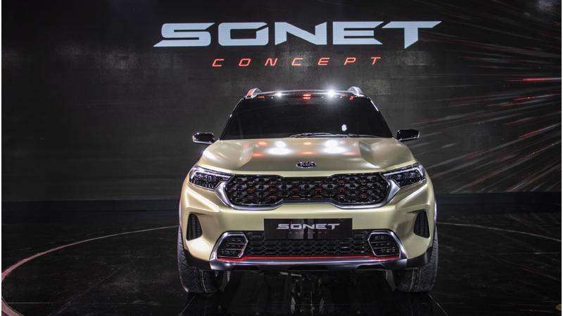Kia to unveil production-ready Sonet in India on 7 August
