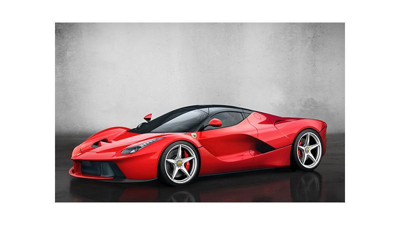 Ferrari to auction 500th unit of LaFerrari to benefit Italy earthquake victims