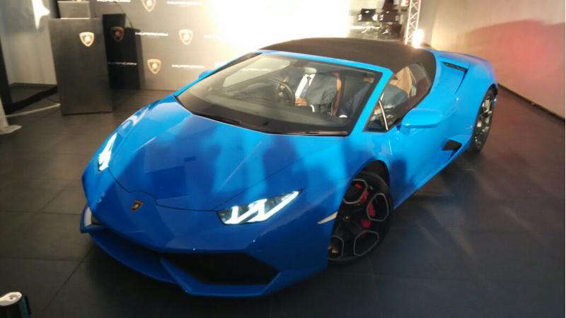 Lamborghini rolls out 10,000 Huracan in four years