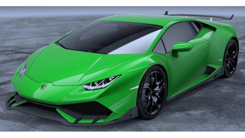 Lamborghini collaborates with MIT to develop next-gen supercars