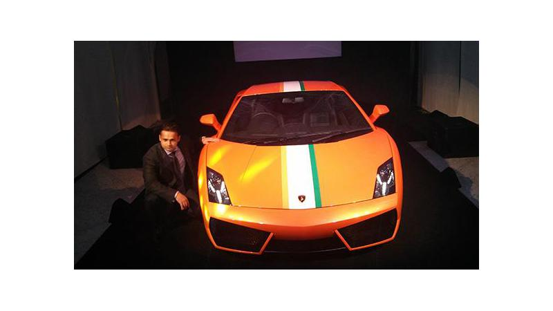 Limited Edition Lamborghini Gallardo launched at Rs. 3.06 crore