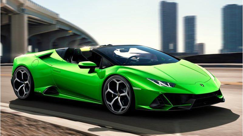 Lamborghini to launch Huracan Evo Spyder in India tomorrow