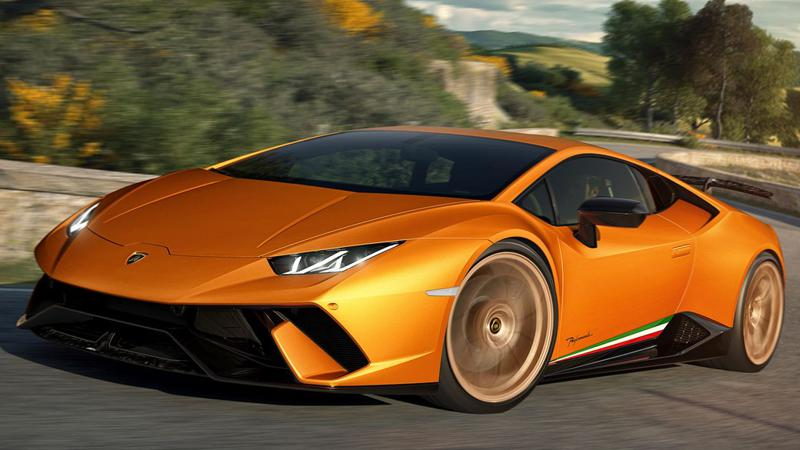 Lamborghini Huracan Performante to be launched in India tomorrow