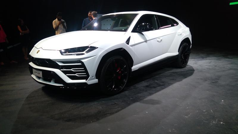 Lamborghini launched the Urus in India for Rs 3 crores