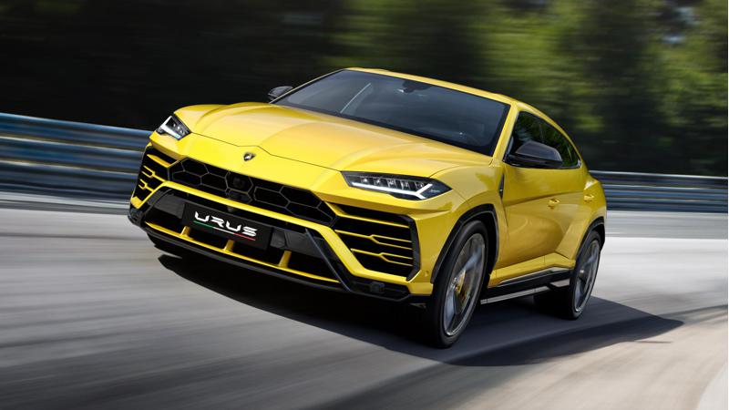 India-bound Lamborghini Urus super SUV revealed