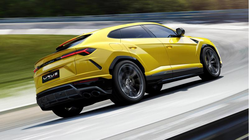 Lamborghini Urus sold out in India before launch
