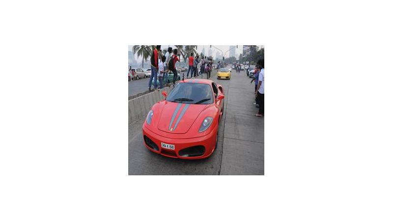 4th edition of the Parx Super Car Show took off to a roaring start in Mumbai
