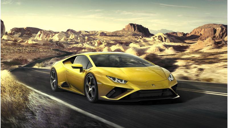 Lamborghini to launch Huracan Evo RWD in India on 29 January