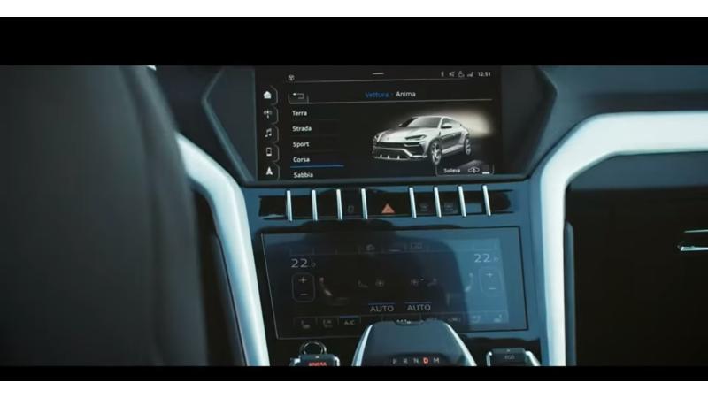 Lamborghini reveals the new Urus in new teaser