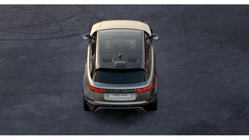 Range Rover unveils new model called Velar