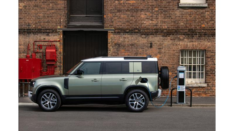 Land Rover opens bookings for the Defender Plug-In Hybrid variant