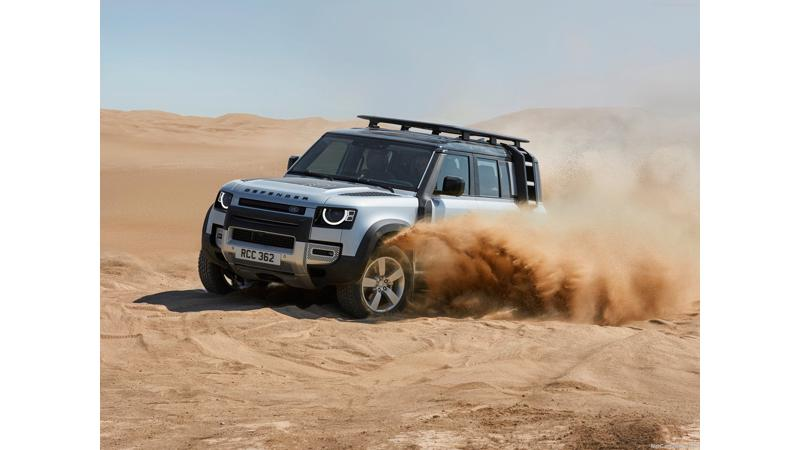 Land Rover Defender launched in India at Rs 69.99 lakhs