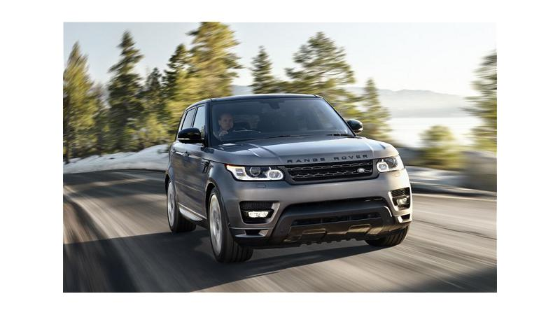 2013 Range Rover Sport expected to be launched near Diwali