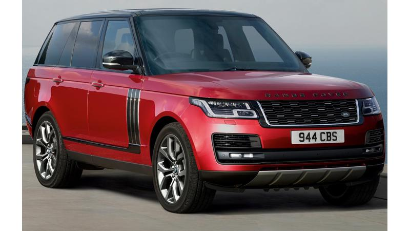 2018 Range Rovers are will debut in India on 28 June