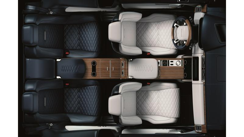 Range Rover to reveal the new SV Coupe at Geneva