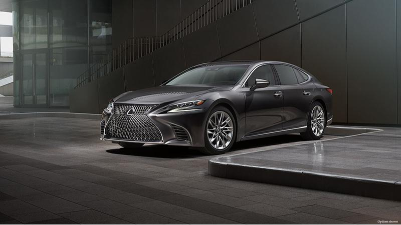 India-launch of Lexus LS tomorrow