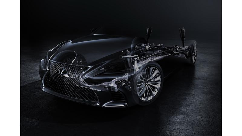 2018 Lexus LS teased ahead of launch