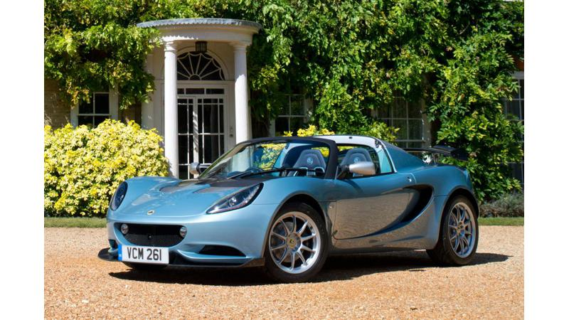 Only 50 units to be built of the Lotus Elise 250