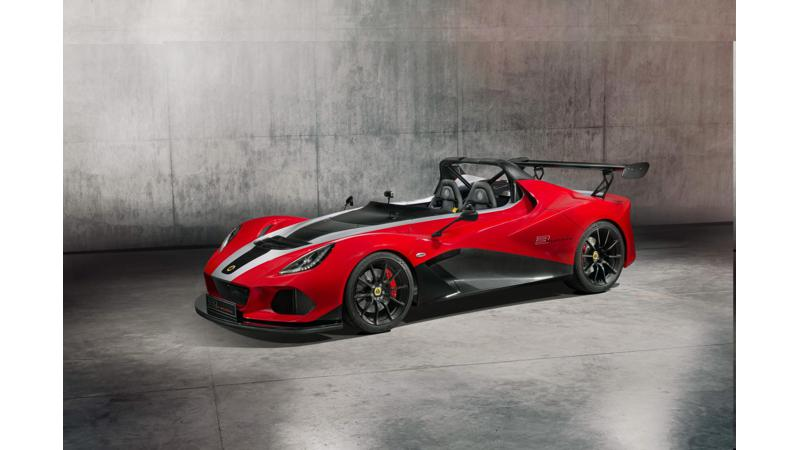 The new 3-Eleven 430 is Lotus' quickest street legal car yet