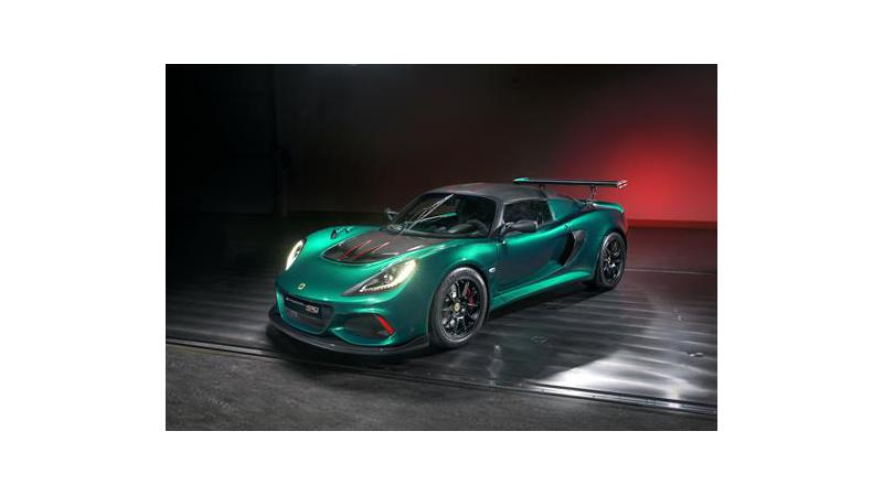 Lotus unveils production-spec Exige Cup 430 - Unlimited Edition