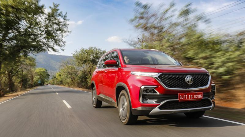 MG Motor India launches Hector special anniversary edition at Rs 13.63 lakh