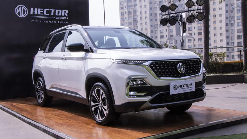 2021 Hector Plus six-seat launched in India at Rs 15.99 lakh