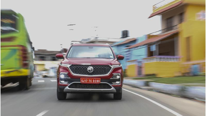 MG Hector India deliveries begin