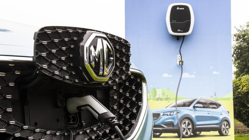 MG teams up with TES-AMM to recycle ZS EV batteries